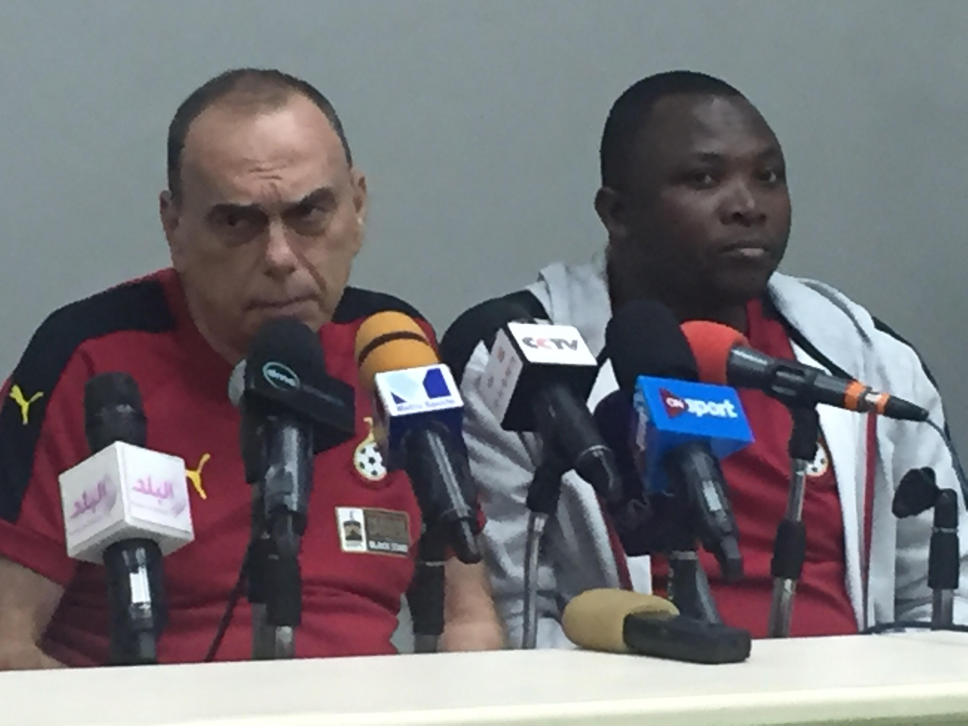 Coach Avram Grant names final 23-man squad for AFCON