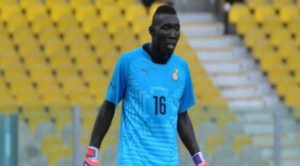 Richard Ofori emerges only local player in Ghana squad for 2017 AFCON