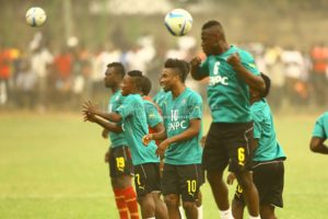 Competition level in Black Stars team now excites George Afriyie