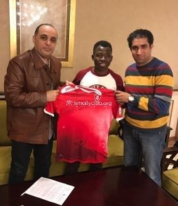 Ghanaian midfielder Torric Jebrin seals loan move to Saudi Club Al Wedha