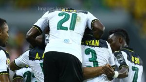 AFCON 2017: Ghana pip Uganda 1-0 (PHOTOS)