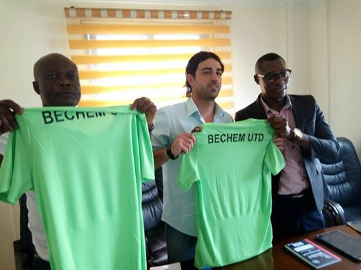 Bechem United secure work permit for Italian coach Vincenzo Alberto after failed attempt with Manuel Zacharias