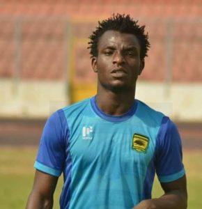 Kotoko midfielder Baba Mahama passed fit for Bechem United clash