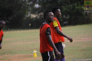 Bright Lukman named on the bench against former side Dwarfs