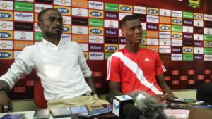 Liberty assistant coach describes their defeat to Kotoko as unfortunate