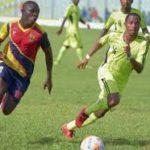 Injured Hearts attacker Isaac Mensah remains a doubt for Ebusua Dwarfs clash