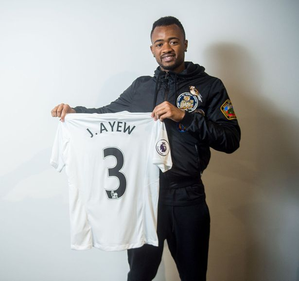Swansea boss Paul Clement ready to hand Jordan Ayew debut against Amartey's Leicester