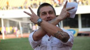 I want to coach in the Ghana Premier League - Tom Strand