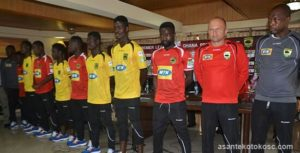 Kotoko introduces new technical team and players to fans ahead of new season