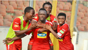 Kotoko new attacker Yakubu Mohammed wants to continue goal scoring run