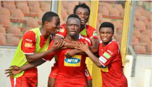 Kotoko new attacker Yakubu Mohammed wants to continue goal scoring run