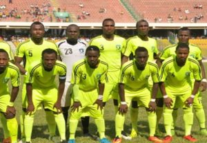 CAF Confed Cup: Bechem United earn paltry Gh¢ 1,900 first-leg clash with MC Alger