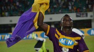 Medeama SC midfielder Kwesi Donsu not keen on goal king title this season