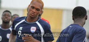 Inter Allies: Isaac Osae's injury not serious as feared