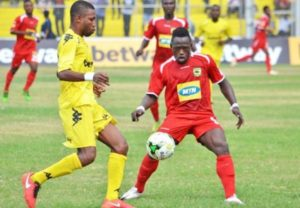 Yakubu Mohammed hands Kotoko first win over AshGold in Obuasi after seven years