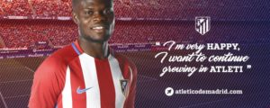 VIDEO: Thomas Partey vows to give more at Atletico Madrid after contract extension