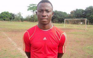 Goalkeeper Michael Sai on Ebusua Dwarfs radar