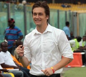 Coach Tom Strand to make a shock Medeama return?