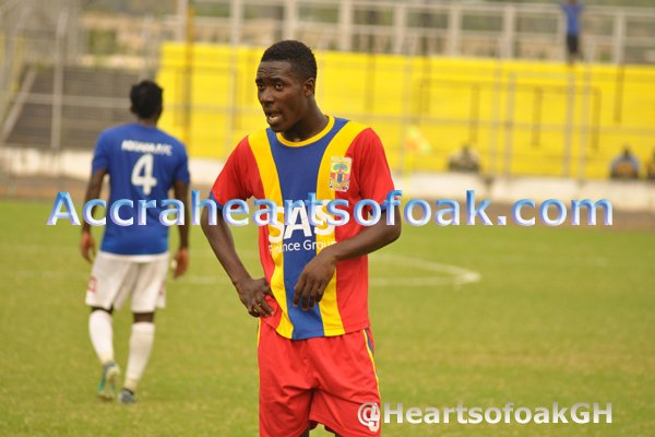 Winful Cobbinah re-joins Hearts of Oak on a two-year deal