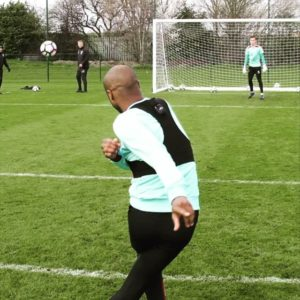 VIDEO: Andre Ayew perfects shooting skills