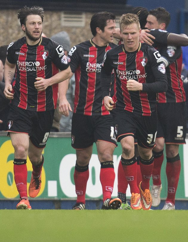 ​Cook: Hard work on training ground improved Bournemouth's defensive displays