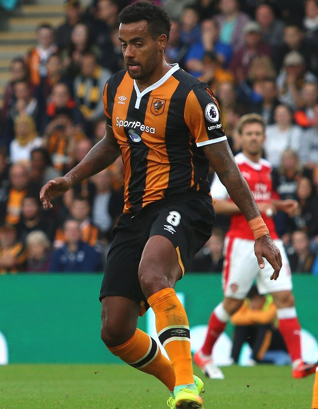 ​Disappointment for Hull as Huddlestone red card appeal rejected