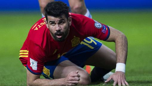 Chelsea's Diego Costa Survives Injury Scare While on International Duty With Spain