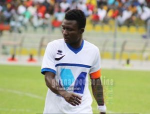 Great Olympics defender Adom Ampofo bemoans club's league form