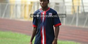 Big boost for Inter Allies as Abdul-Halik Hudu returns ahead of Aduana game