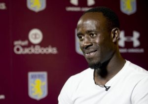It didn't take long for me to settle at Aston Villa: Albert Adomah