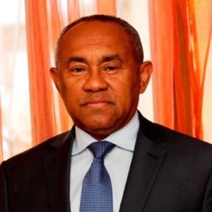 New CAF Boss Ahmad Ahmad starts work today