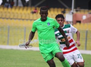 In form Ahmed Toure wants to score more for Bechem United