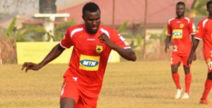 Awal Mohammed cleared to feature for Kotoko against Bolga All Stars on Sunday