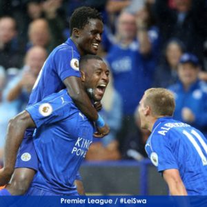Daniel Amartey's Leicester face Atletico Madrid in UEFA Champions league quarter-final
