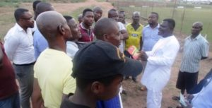 Kotoko  Chairman DR Kwame Kyei to construct a stadium for the club