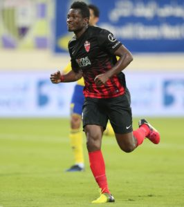 VIDEO: Asamoah Gyan scores from the spot to hand Al Ahli vital win over Al Dhafra