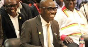 CONFIRMED: I supported Ahmad Ahmad at the CAF elections-Kwesi Nyantakyi