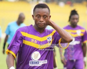 Medeama Hitman Benjamin Bature on the radar of many foreign clubs