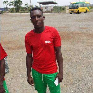 Bolga All Stars midfielder Norgbey hopeful of a win over Kotoko