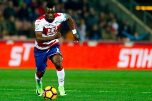 Mubarak Wakaso's Granada relegated after loss to Real Sociedad in La Liga