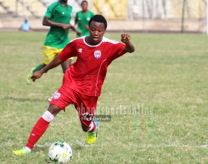 Inter Allies youngster Halik-Hudu hoping to excel in this season's league