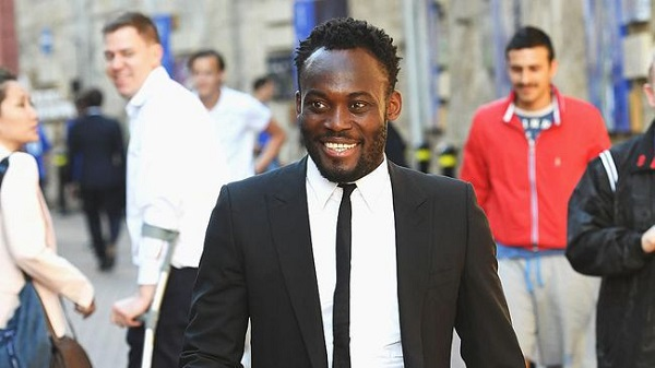 Ghana legend Michael Essien joins Indonesian club