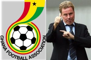 Harry Redknapp being lined up for sensational switch to become Black Stars coach