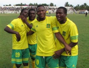 Ebusua Dwarfs poacher Nicholas Gyan says he'll depart the club after the season