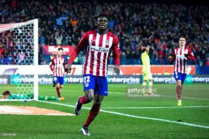 Ghanaian duo Teye Partey and Daniel Amartey face off in UEFA Champions League quarter finals stage