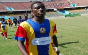 Big boost for Hearts of Oak as Winful Cobbinah's ITC arrives