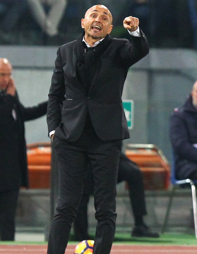 Tottenham draw up contract offer for Roma coach Luciano Spalletti