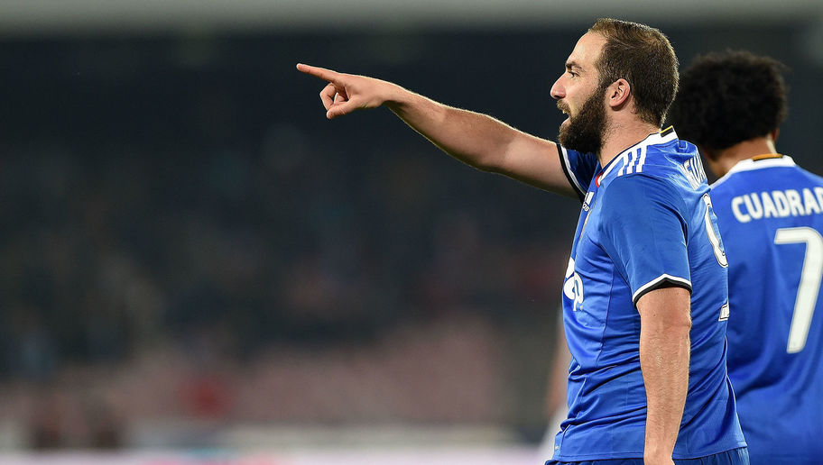 Gonzalo Higuain Hits Out at Napoli President After Scoring Twice Against Former Club