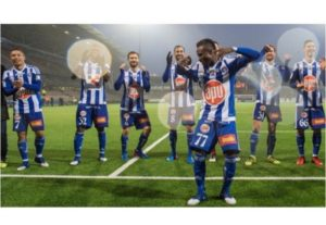 Evans Mensah and Anthony Annan score in Helsinki triumph over JJK