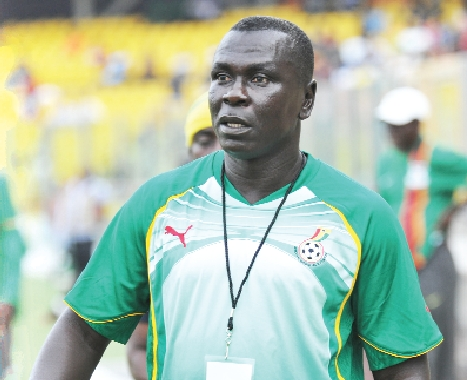Frimpong Manso insists there is no potent strikers in Ghana Premier League